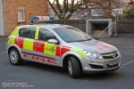 Ayr - Strathclyde Fire & Rescue - Car