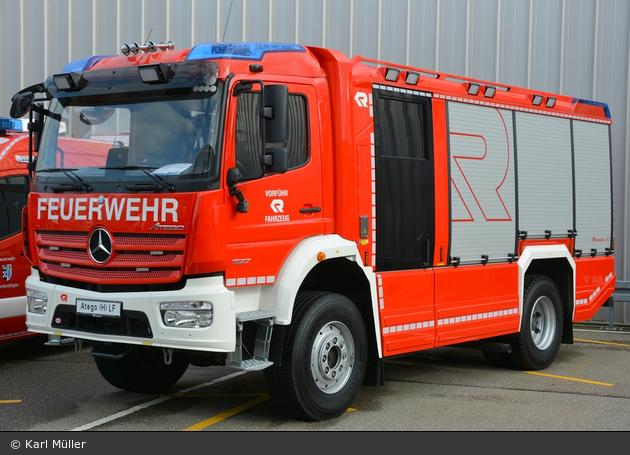 Mercedes-Benz Atego 1527 AF - Rosenbauer - HLF 20