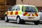Glasgow - Strathclyde Fire & Rescue - KdoW