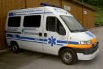 Les Fins - Ambulances Mortuaciennes - RTW
