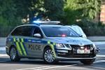 Uherské Hradiště - Policie - FuStW - 6Z1 9142