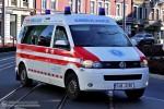 Jilemnice - Ambulance van Doornik - KTW 207