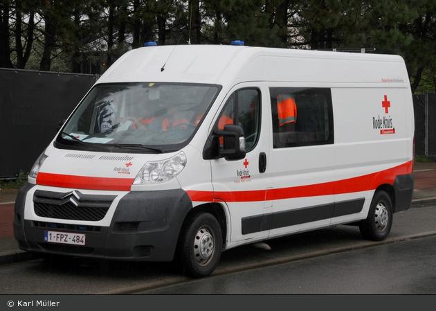 Middelkerke - Rode Kruis Vlaanderen - MZF