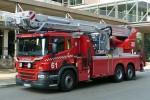 Bergen - Brannvesen - TLK - 61