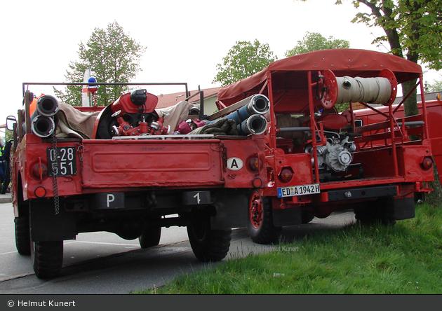 BY - Regen - Oldtimertreffen - Dodge Oldtimer