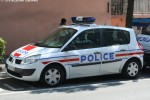 Grasse - Police Nationale - FuStW