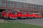 SH - BF Kiel - Löschzug HW 1992
