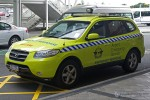 Auckland - Airport Emergency Service - NEF - Mangere 3633