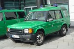 BP23-198 - Land Rover Discovery - FuStW (a.D.)