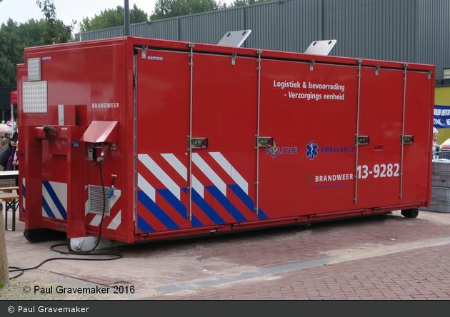 Amsterdam - Brandweer - AB-Versorgung - 13-9282