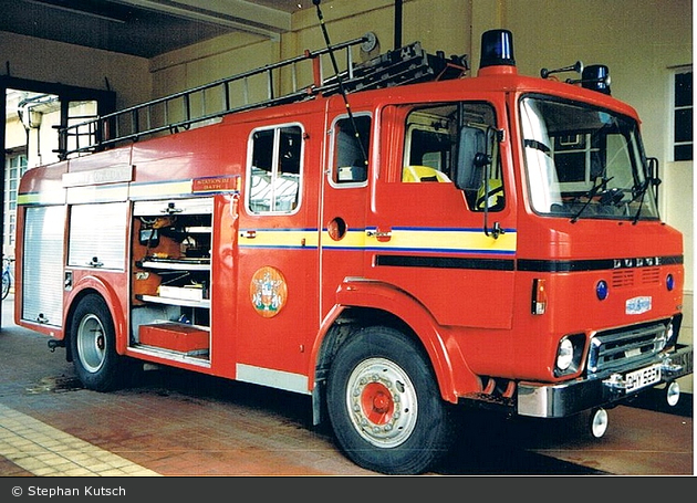 Bath - Avon Fire & Rescue Service - WrL (a.D.)