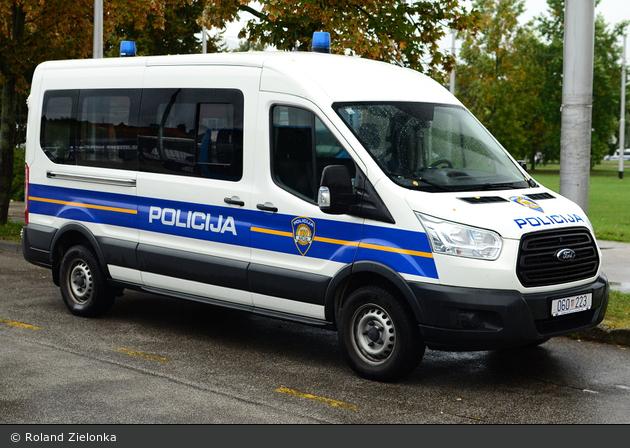 Koprivnica - Policija - Interventna Jedinica - HGruKw