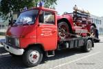 Traisen - BTF - Transporter mit NAG Motorspritze