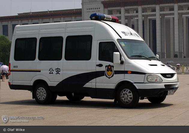 Beijing - Police - 8023 - GruKw