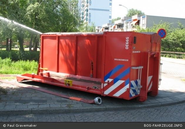 Amsterdam - Brandweer - AB-Schlauch - 59-930