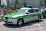 R-30864 - BMW 5er Touring - FuStW Autobahn - Regensburg