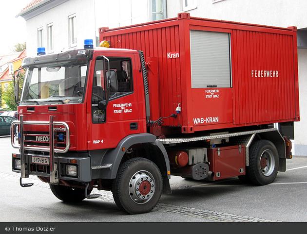 Graz - BF - Zentralfeuerwache - WAF 4