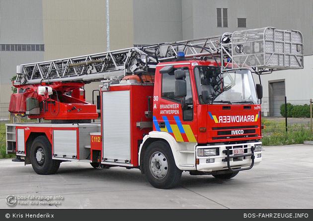 Antwerpen - Brandweer - DLK - A30 (a.D.)