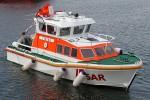 Seenotrettungskreuzer HERMANN MARWEDE - Tochterboot Verena (alt)