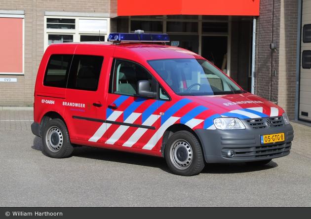 Ede - Brandweer - PKW - 07-DA004