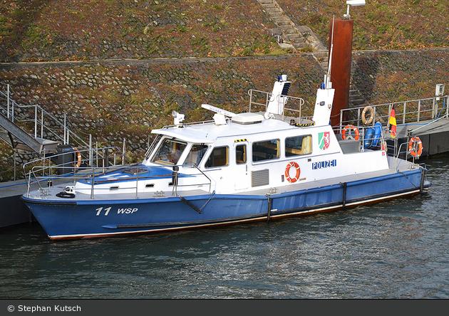 Wasserschutzpolizei NRW - Duisburg - WSP 11