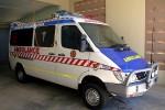 Mission Beach - Queensland Ambulance Service - Ambulance
