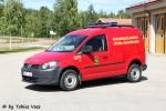 Bollnäs - Räddningstjänsten Södra Hälsingland - Transportbil - 2 26-3075