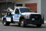 NYPD - Manhattan - Traffic Enforcement District - Tow-Truck 6750