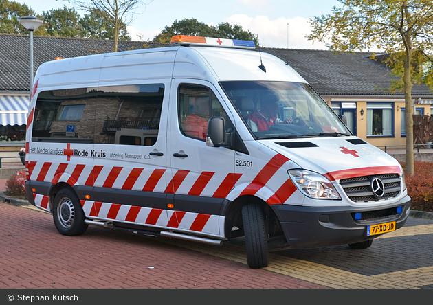 Nunspeet - Het Nederlandse Rode Kruis - MTW - 52.501
