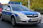 Frankfurt - Opel Vectra - FuStw Autobahn