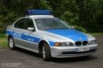 Polizei Hessen - BMW 525d - FuStW (a.D.)