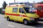Eupen - Service Régionale d'Incendie - RTW (a.D.)