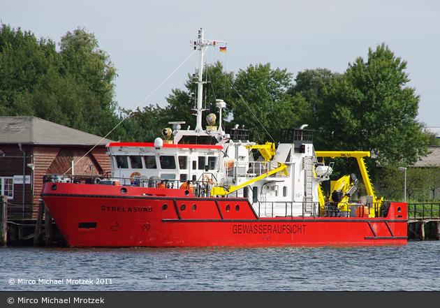 Gewässeraufsicht MV - Strelasund