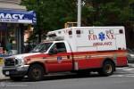 FDNY - EMS - Ambulance 183 - RTW