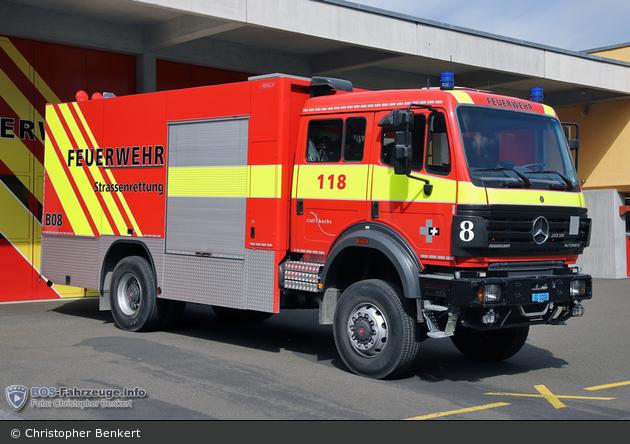 Buchs - FW - SRF - B08