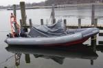 Polizei Travemünde - Schlauchboot