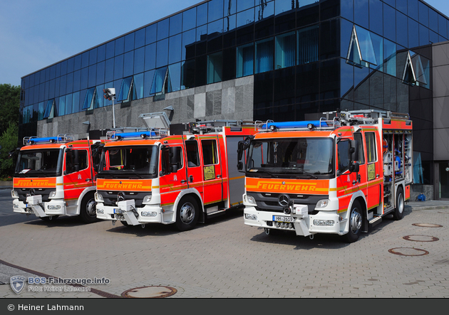 HH - BF Hamburg - Übergabe SLF-T