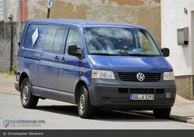 SAL4-1293 - VW T5 - Delaborierungsfahrzeug