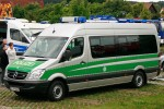 BT-P 8407 - MB Sprinter 318 CDI - Kontrollstellenfahrzeug - Bayreuth