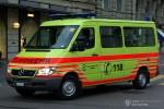 Zürich - Schutz & Rettung - MZF - 115