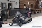 Selva di Val Gardena - Arma dei Carabinieri - Motorrettungsschlitten