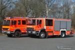 HH - FF Hamburg - HLF 20 n.B. & LF 16 Kats