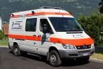 Chur - Kantonsspital Graubünden - RTW - Rico 1