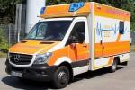 Rettung Strasburg RTW 01