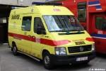 Bruxelles - Service d'Incendie et d'Aide Médicale Urgente - I-RTW - A172