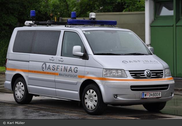 Einsatzfahrzeug: Hohenems - ASFiNAG - Mautaufsicht - BOS-Fahrzeuge ...