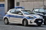 Roma - Polizia Locale di Roma Capitale - FuStW - 566