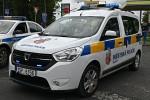Slaný - Městská Policie - FuStW - 3SP 6156