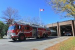 Mississauga - Fire & Emergency Services - Aerial 150