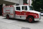 Vancouver - Fire & Rescue Services - Rescue 7